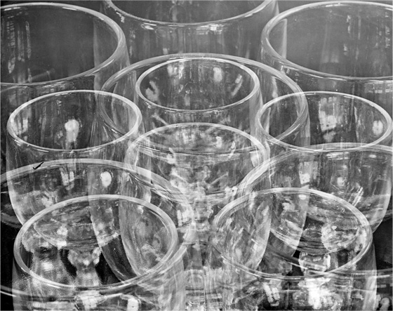 Experiment in Related Form or Glasses - Tina Modotti