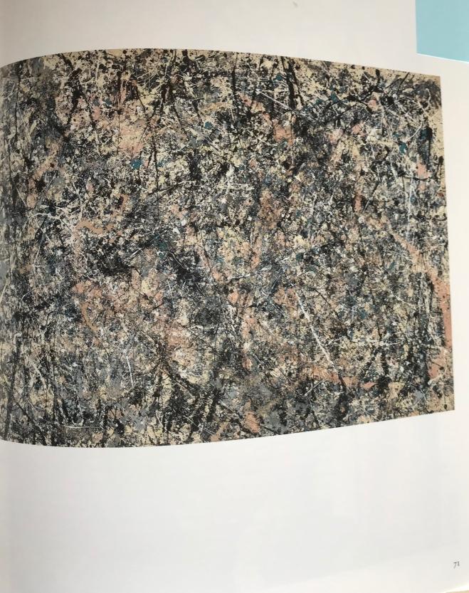 Jackson Pollock - Number 1 1950 (Lavender Mist)